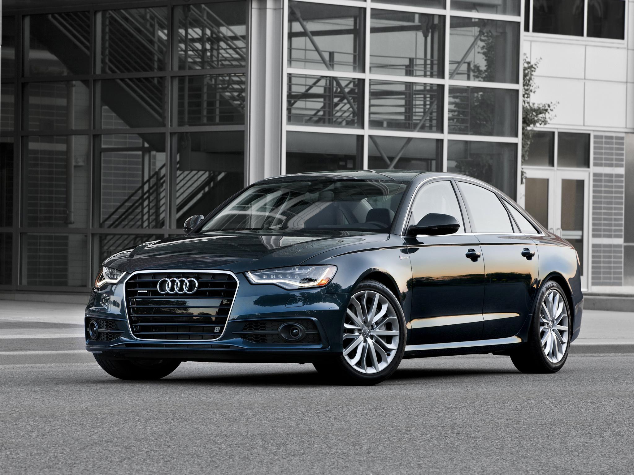 Audi A6 Fondo De Pantalla Hd Fondo De Escritorio