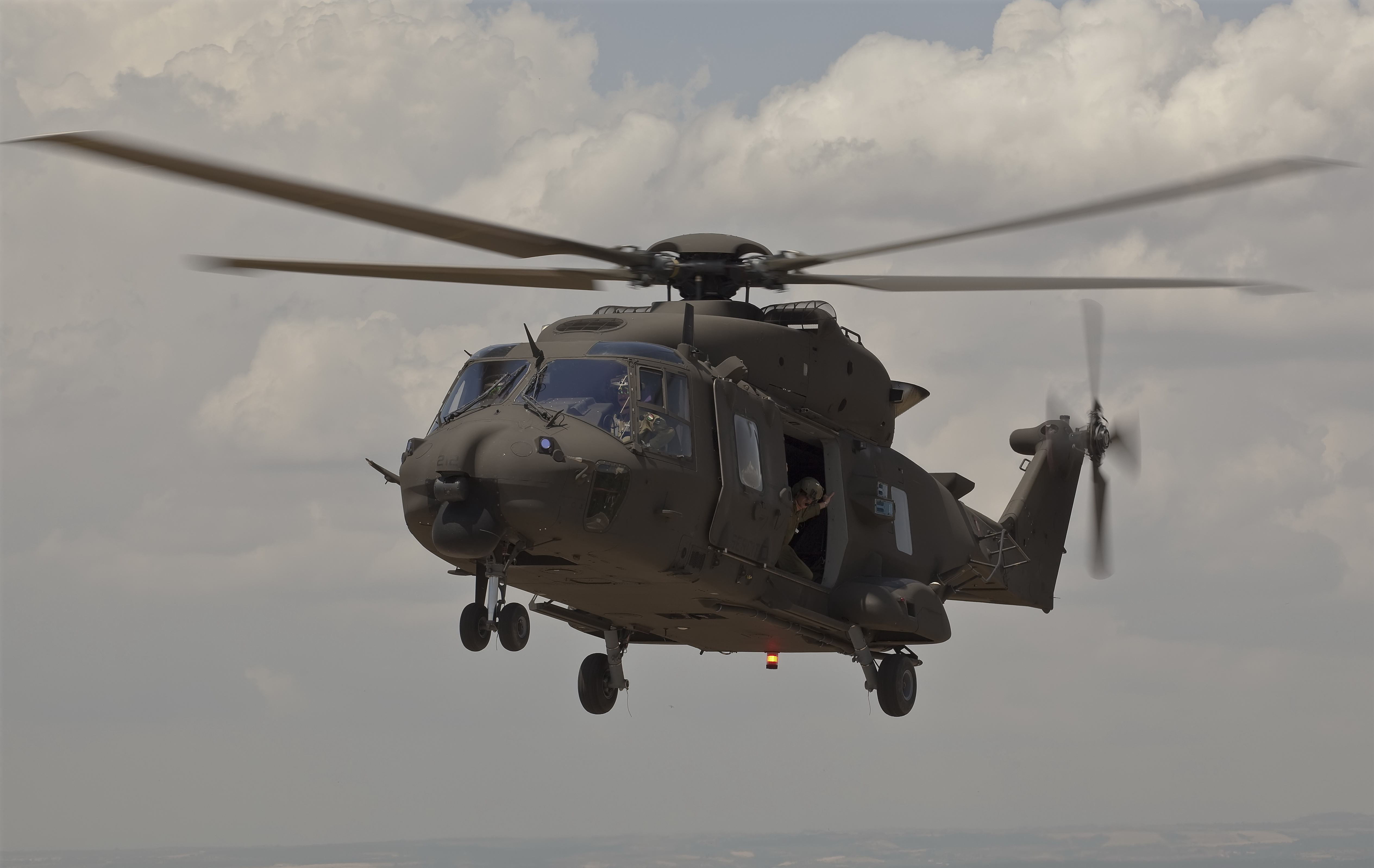 Military Helicopter 4k Hd Desktop Wallpaper For 4k Ultra: NHIndustries NH90 4k Ultra HD Wallpaper And Background