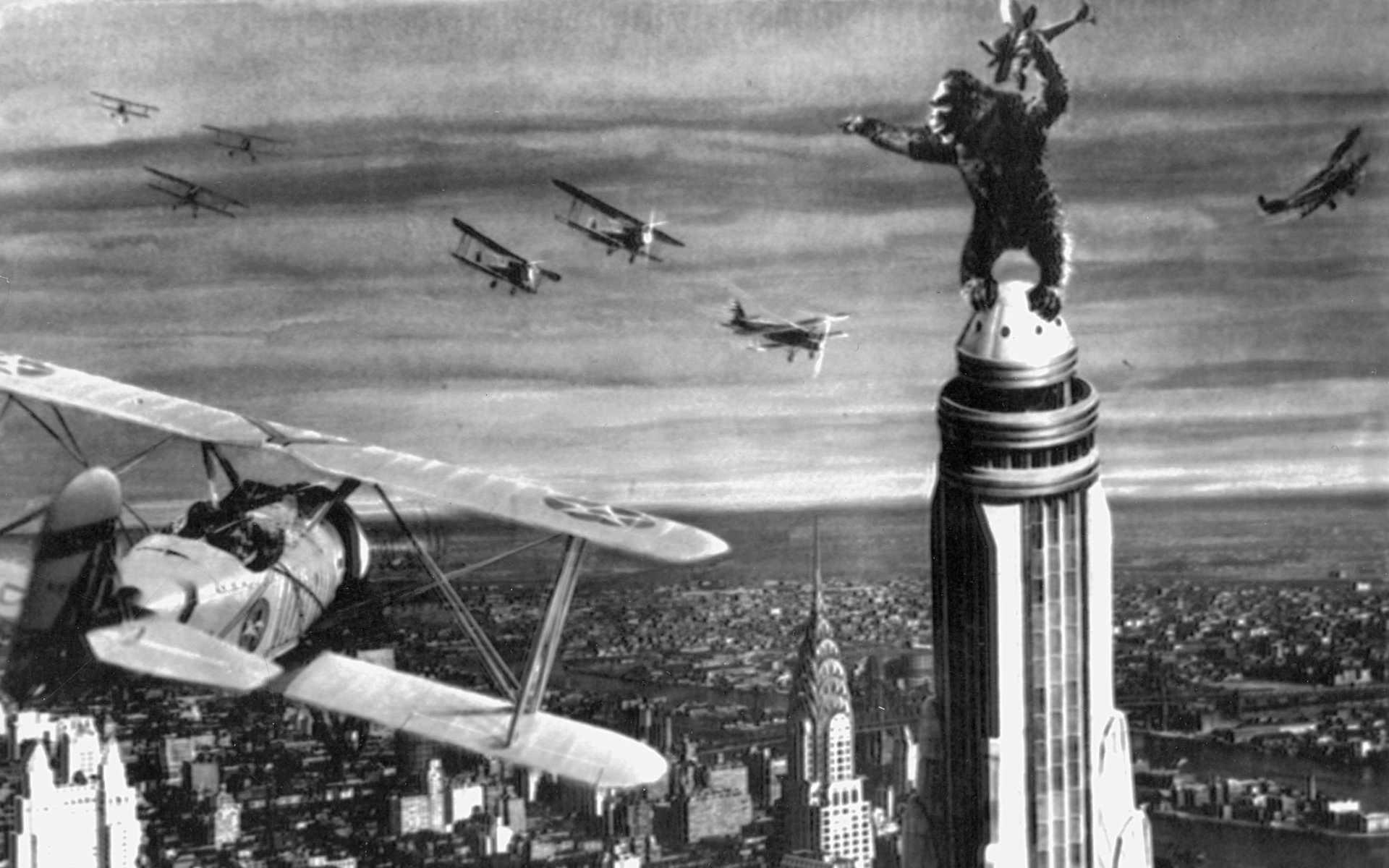 48 King Kong 1933 Hd Wallpapers Background Images Wallpaper Abyss