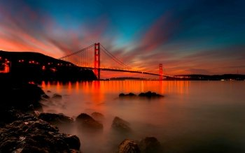 Man Made - Golden Gate Wallpapers and Backgrounds ID : 372072
