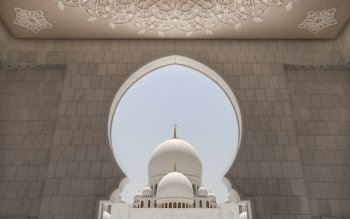 Religioso - Sheikh Zayed Grand Mosque Wallpapers and Backgrounds ID : 372462