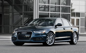 Vehicles - Audi A6 Wallpapers and Backgrounds ID : 372630