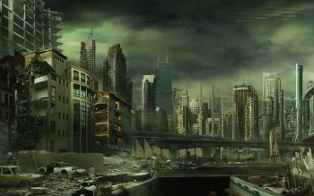 Sci Fi - Post Apocalyptic Wallpapers and Backgrounds ID : 372891