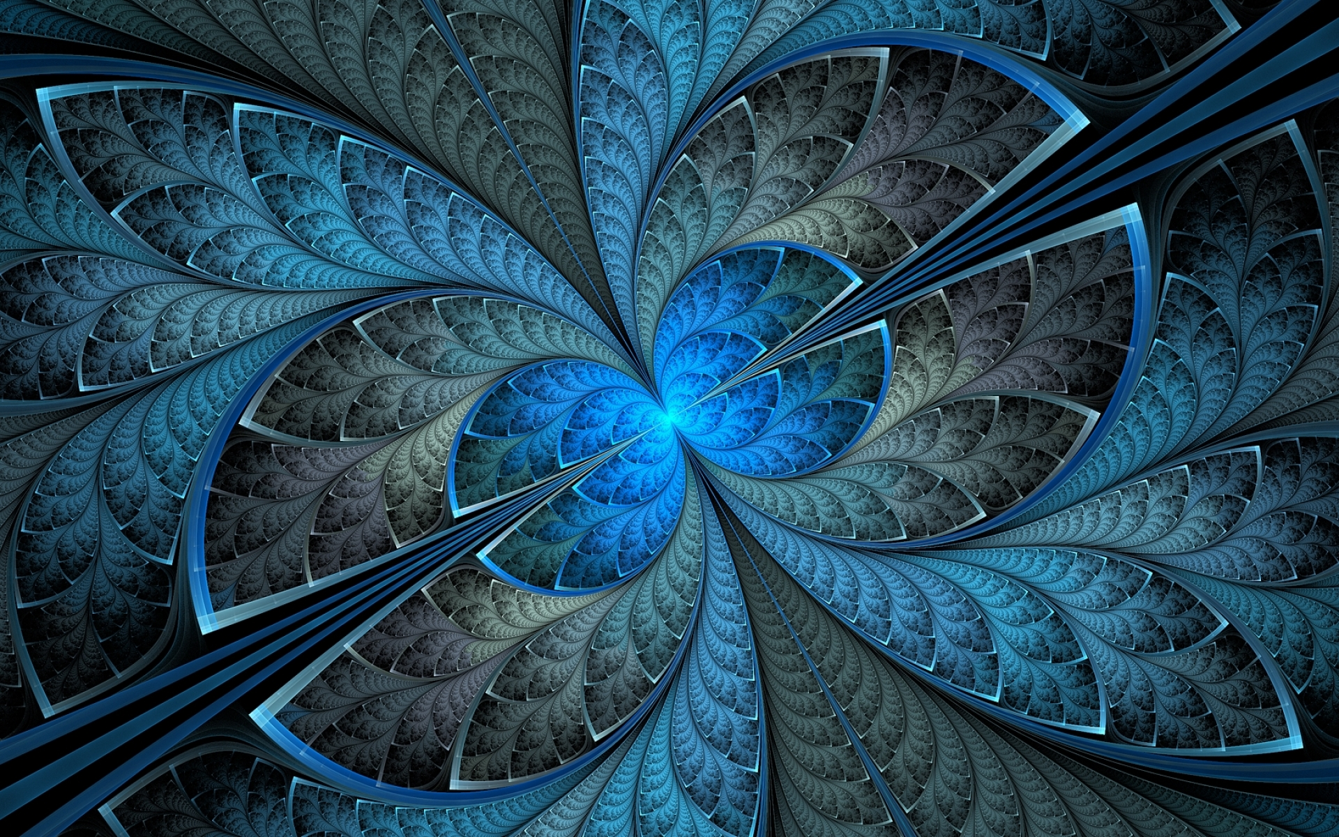 Abstract Fractal wallpapers (Desktop, Phone, Tablet) - Awesome ...