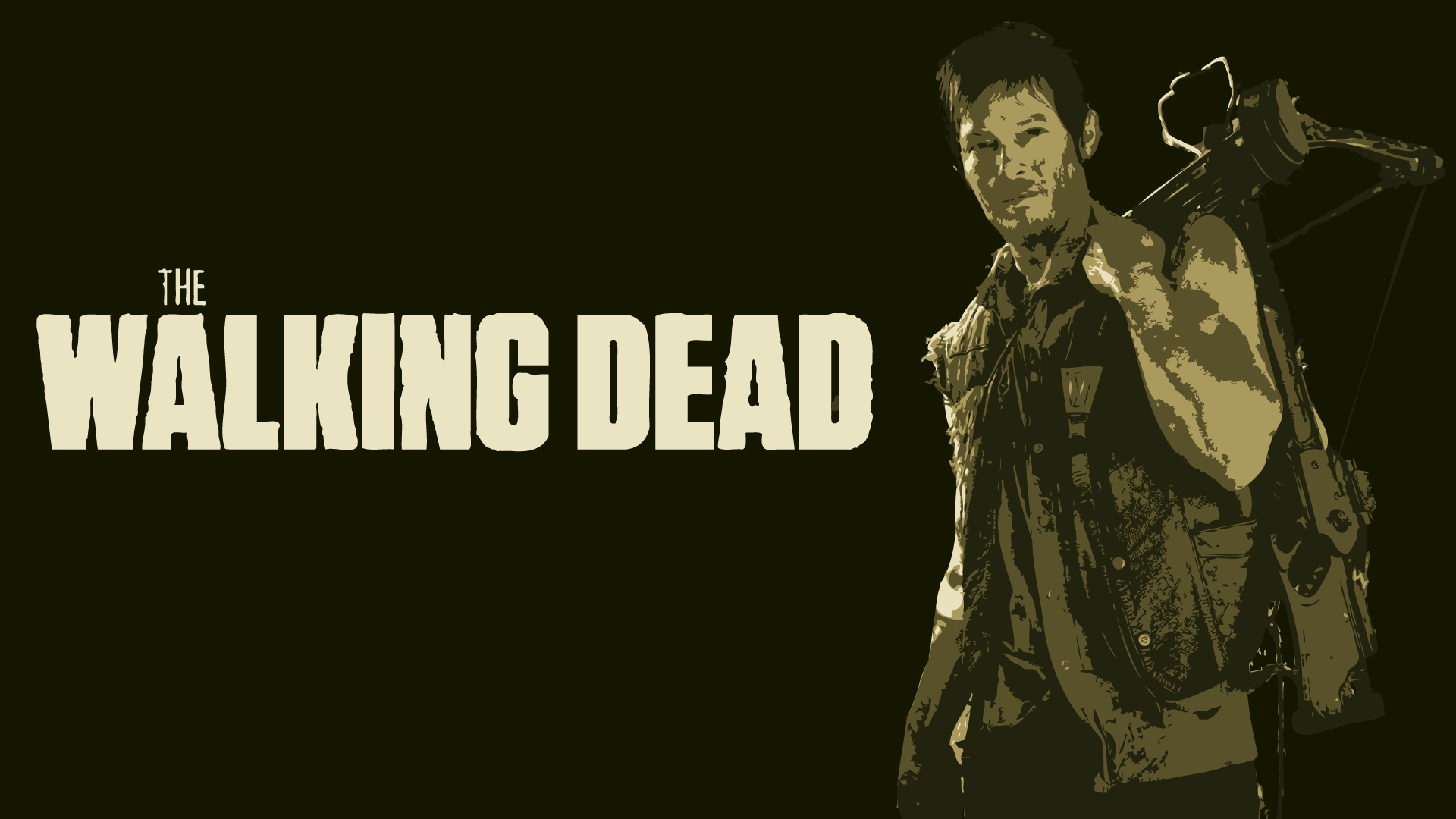 the walking dead full hd wallpaper and background image | 1920x1080