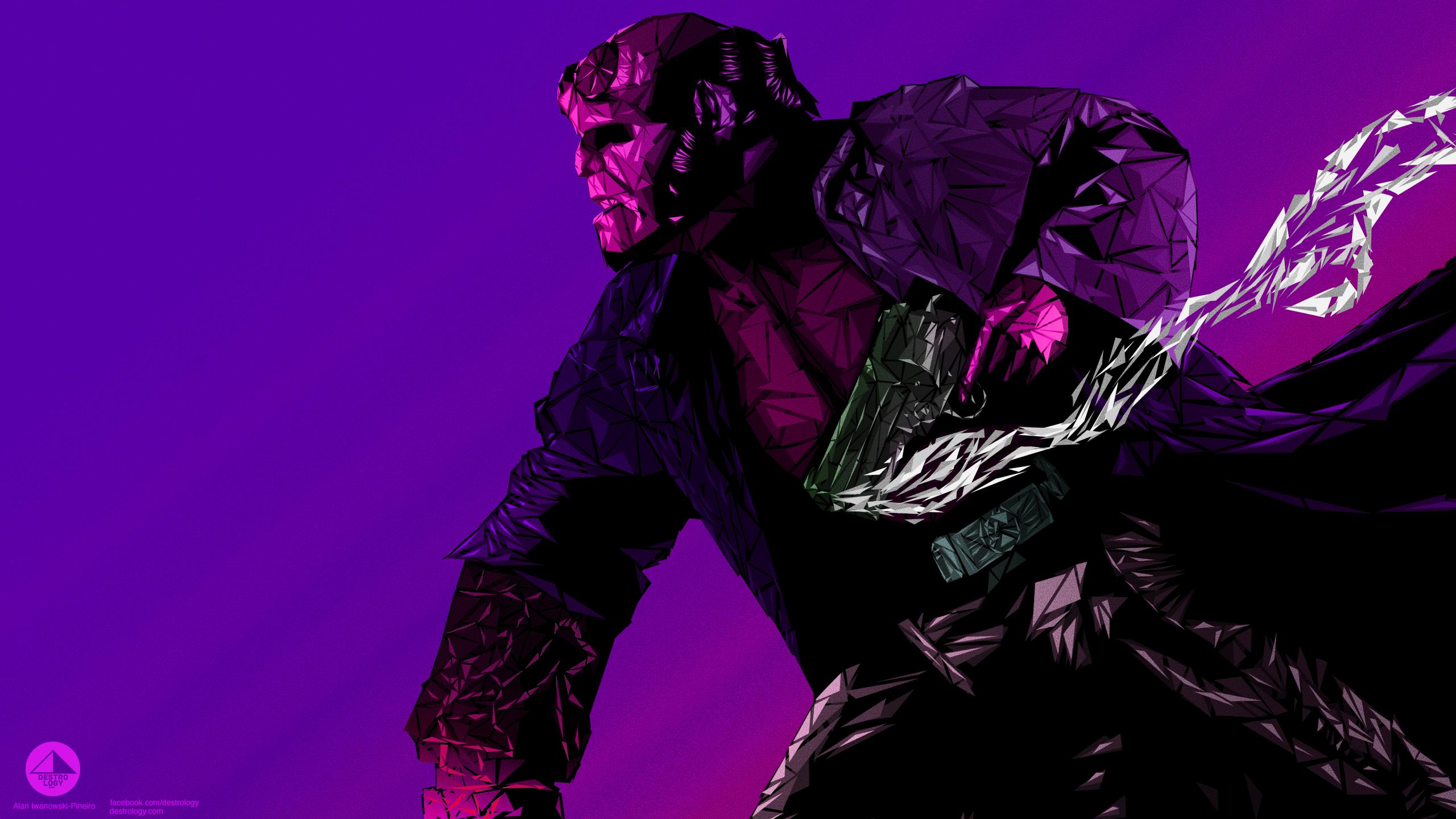 Hellboy Hd Wallpaper Background Image 2560x1440 Id 373326