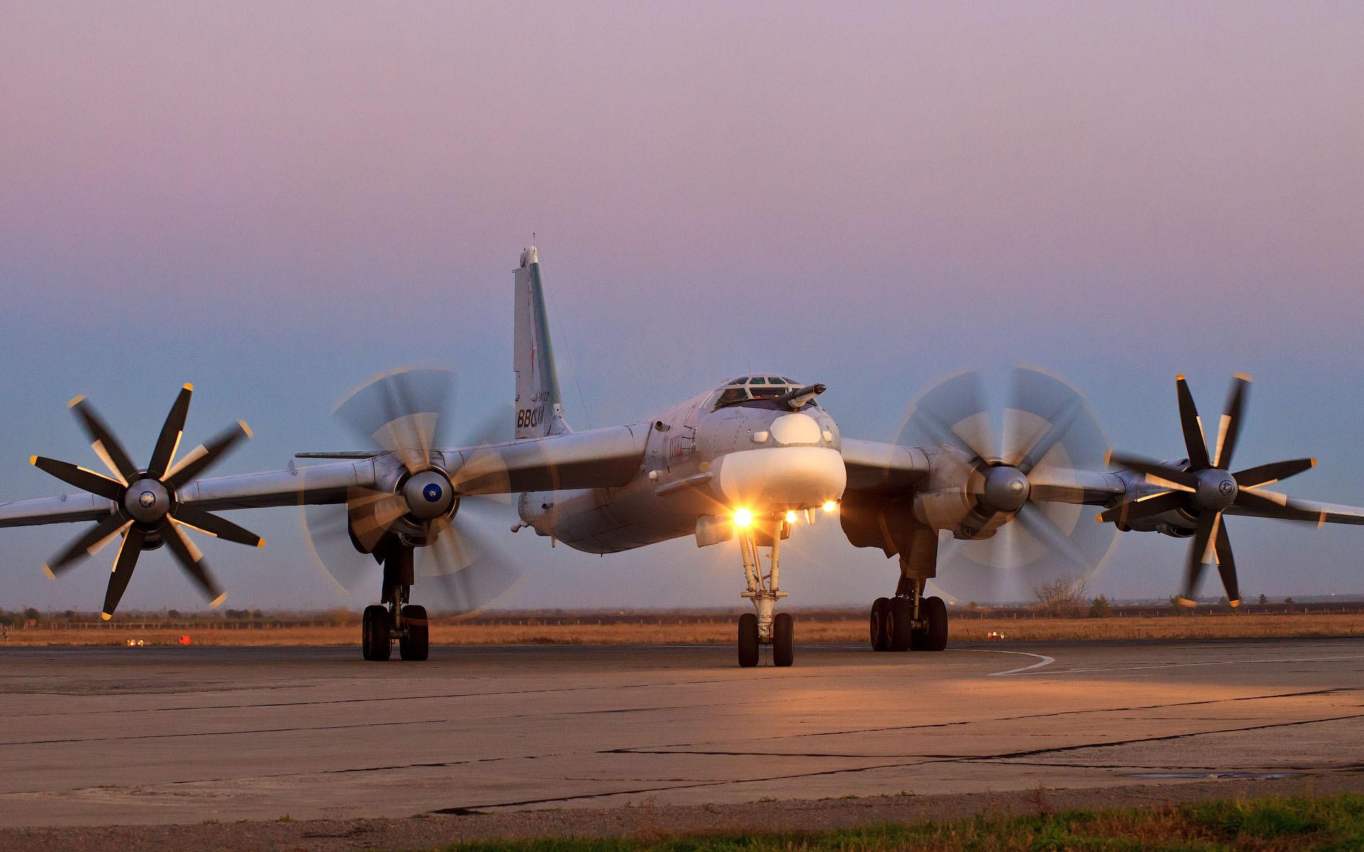 Wallpaper bomber, missile, Tupolev, Tu-95, Tu-95 images