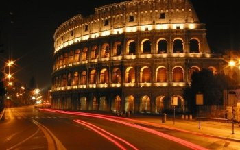 Man Made - Colosseum Wallpapers and Backgrounds ID : 373069