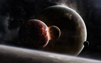 Sci Fi - Collision Wallpapers and Backgrounds ID : 373127