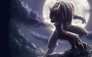 Dark - Werewolf Wallpapers and Backgrounds ID : 373335