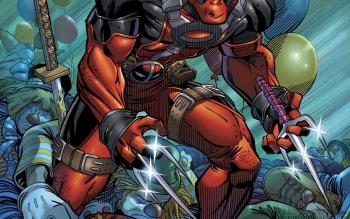 Comics - Cable/deadpool Wallpapers and Backgrounds ID : 373390