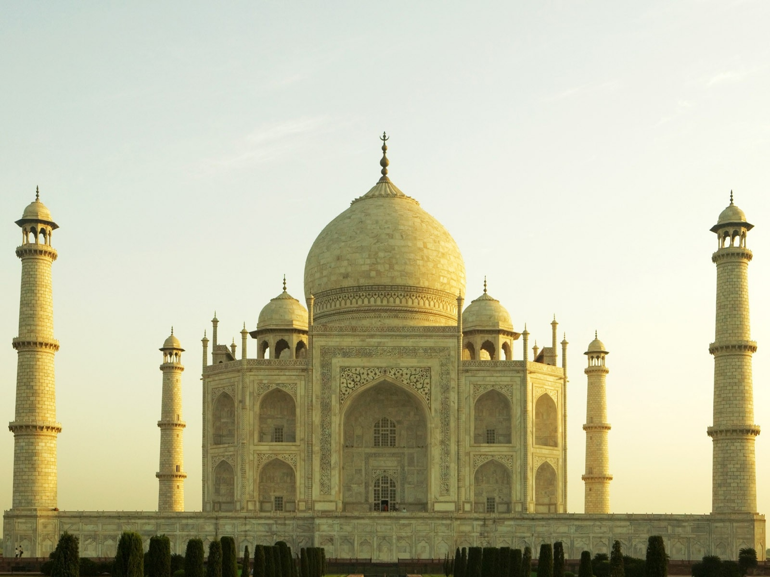 Hd wallpaper taj mahal - Hd Wallpaper Background Id 374260 2560x1920 Man Made Taj Mahal