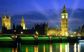 Man Made - Big Ben Wallpapers and Backgrounds ID : 374149