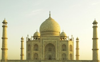 Man Made - Taj Mahal Wallpapers and Backgrounds ID : 374260
