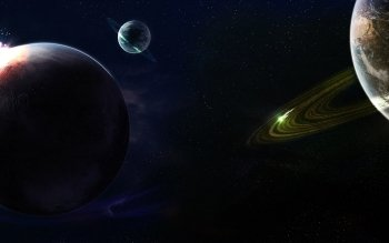 Sci Fi - Planets Wallpapers and Backgrounds ID : 374900