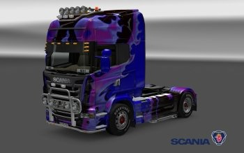 Vehicles - Scania Wallpapers and Backgrounds ID : 374985