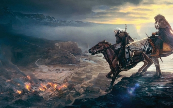 Video Game - The Witcher Wallpapers and Backgrounds ID : 375103