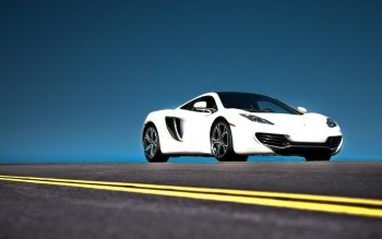 Fahrzeuge - McLaren Wallpapers and Backgrounds ID : 375354