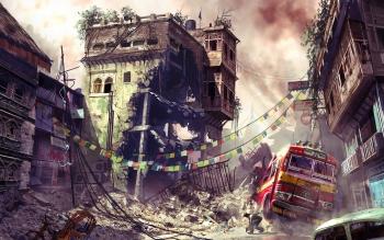 Jeux Vidéo - Uncharted 2: Among Thieves Fonds d'écran et Arrière-plans ID : 375532