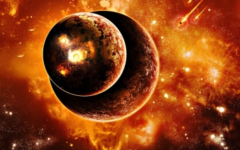 Science Fiction - Planet Wallpapers and Backgrounds ID : 375996