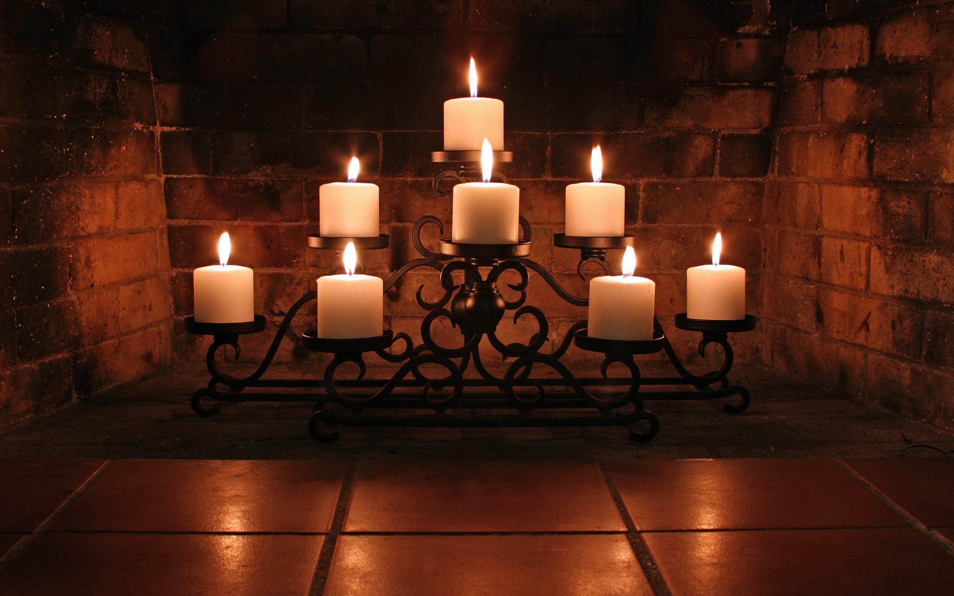 Photography Candle Wallpaper