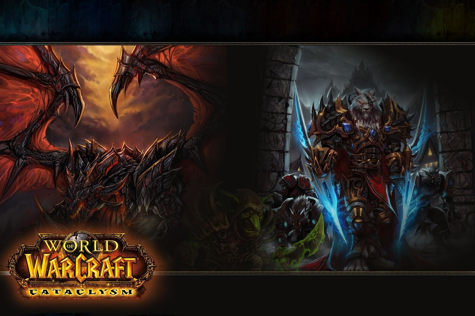 42 World Of Warcraft Cataclysm Hd Wallpapers Background Images