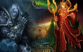 Video Game - World Of Warcraft Wallpapers and Backgrounds ID : 376644
