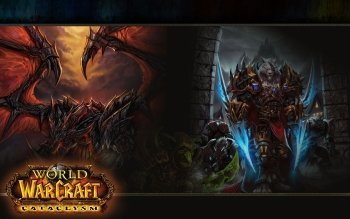 Video Game - World Of Warcraft: Cataclysm Wallpapers and Backgrounds ID : 376899