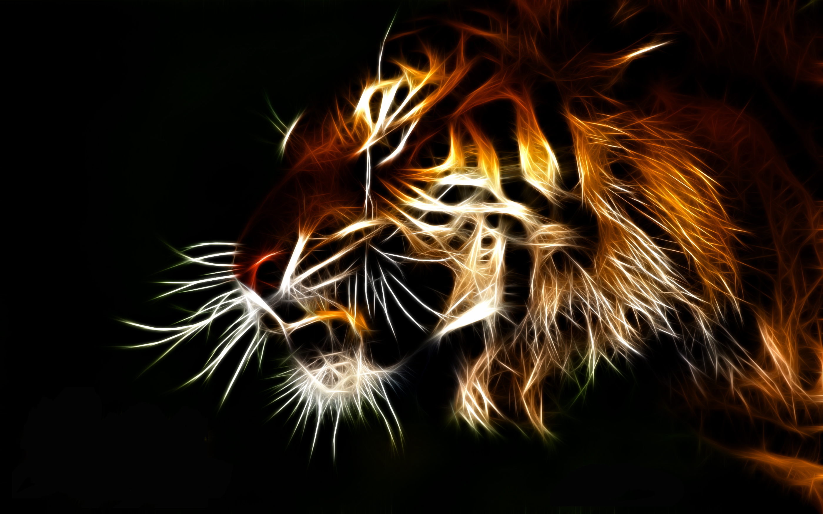 Tiger Full HD Wallpaper and Background | 2800x1751 | ID:377024