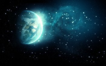 Science-Fiction - Planet Wallpapers and Backgrounds ID : 377950