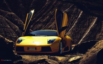 Vehicles - Lamborghini Murcielago Wallpapers and Backgrounds ID : 378283