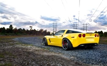 Vehicles - Chevrolet Corvette Wallpapers and Backgrounds ID : 378522