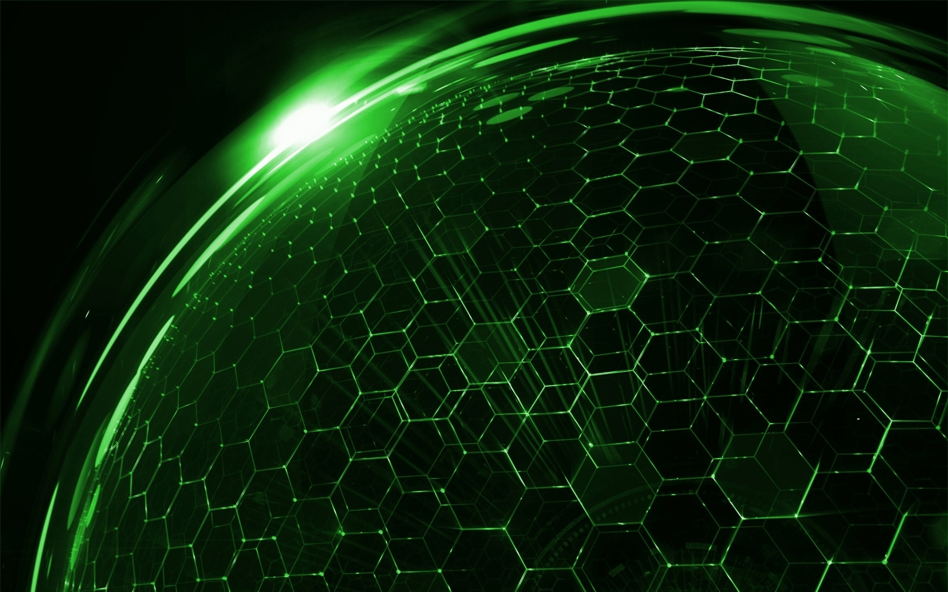 Hexagon Full HD Wallpaper And Background Image  1920x1200