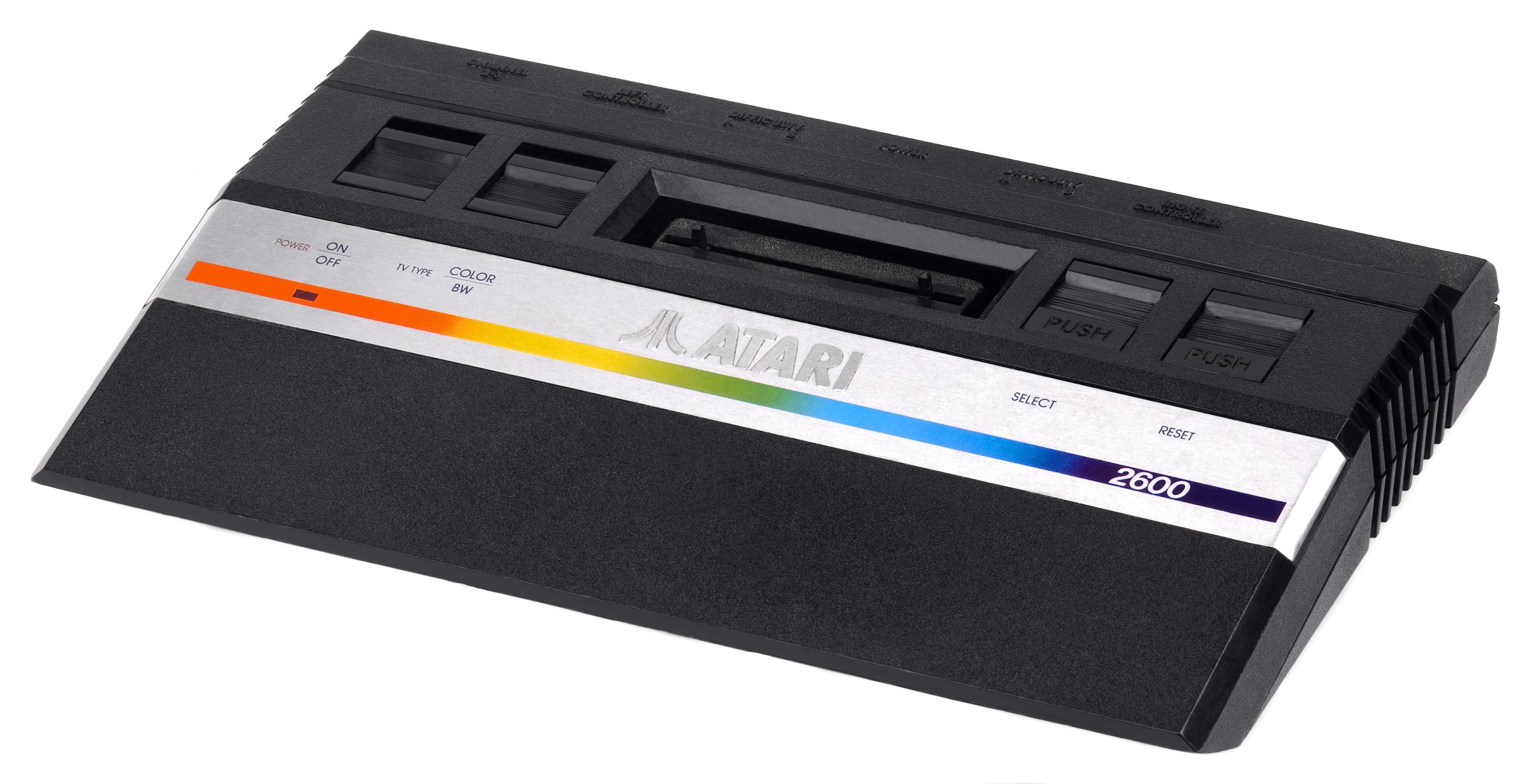 Atari 2600 jr hd wallpaper background image 4060x2080 id 379970 wallpaper abyss - Original atari game console ...