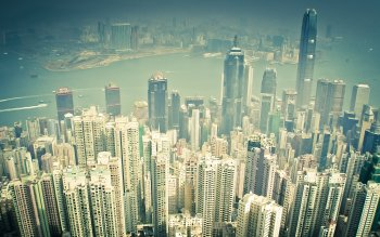 Man Made - Hong Kong Wallpapers and Backgrounds ID : 379548
