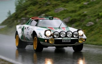 Vehicles - Lancia Stratos Wallpapers and Backgrounds ID : 379897