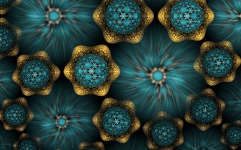 Abstracto - Fractal Wallpapers and Backgrounds ID : 380657