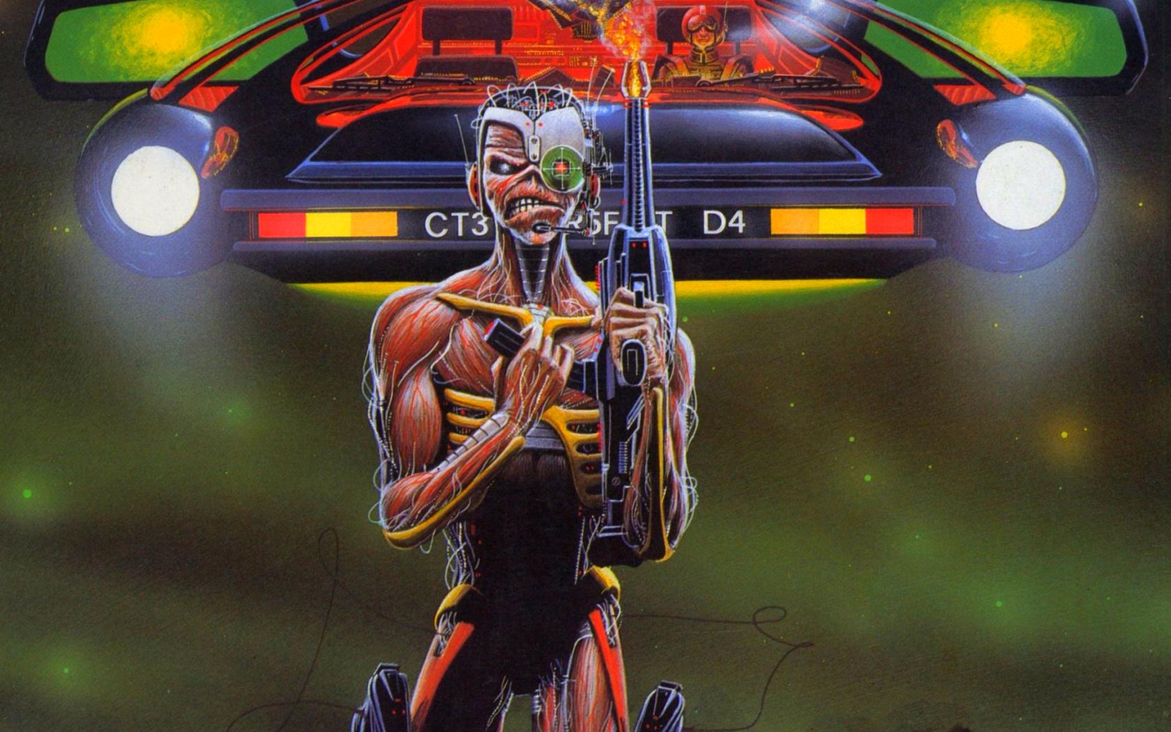 Iron Maiden Computer Wallpapers, Desktop Backgrounds ...