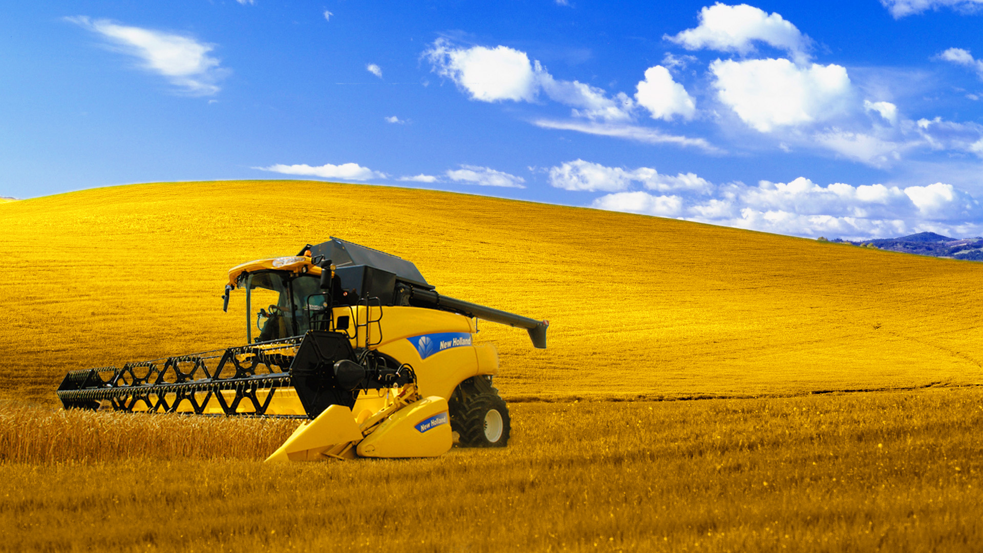 New Holland Hd Wallpaper  Background Image  1920X1080 -1584