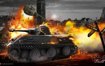 Video Game - World Of Tanks Wallpapers and Backgrounds ID : 381624