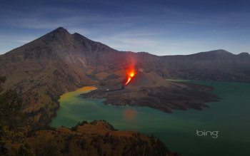 Earth - Volcano Wallpapers and Backgrounds ID : 381759