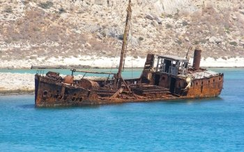 Fordon - Wreck Wallpapers and Backgrounds ID : 381972