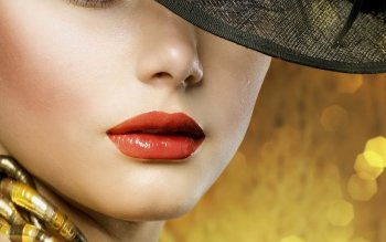 Women - Lips Wallpapers and Backgrounds ID : 382045