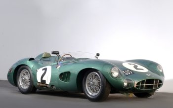 Vehicles - Aston Martin DBR1 Wallpapers and Backgrounds ID : 382138