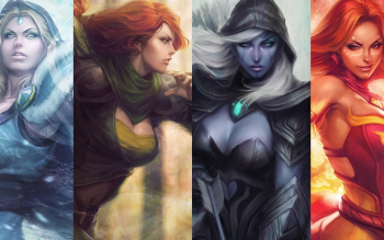 Video Game - DotA 2 Wallpapers and Backgrounds ID : 382288
