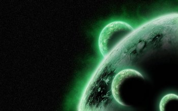 Science-Fiction - Planet Wallpapers and Backgrounds ID : 382446