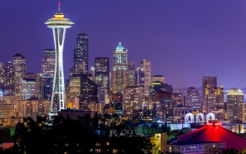 Man Made - Seattle Wallpapers and Backgrounds ID : 382547