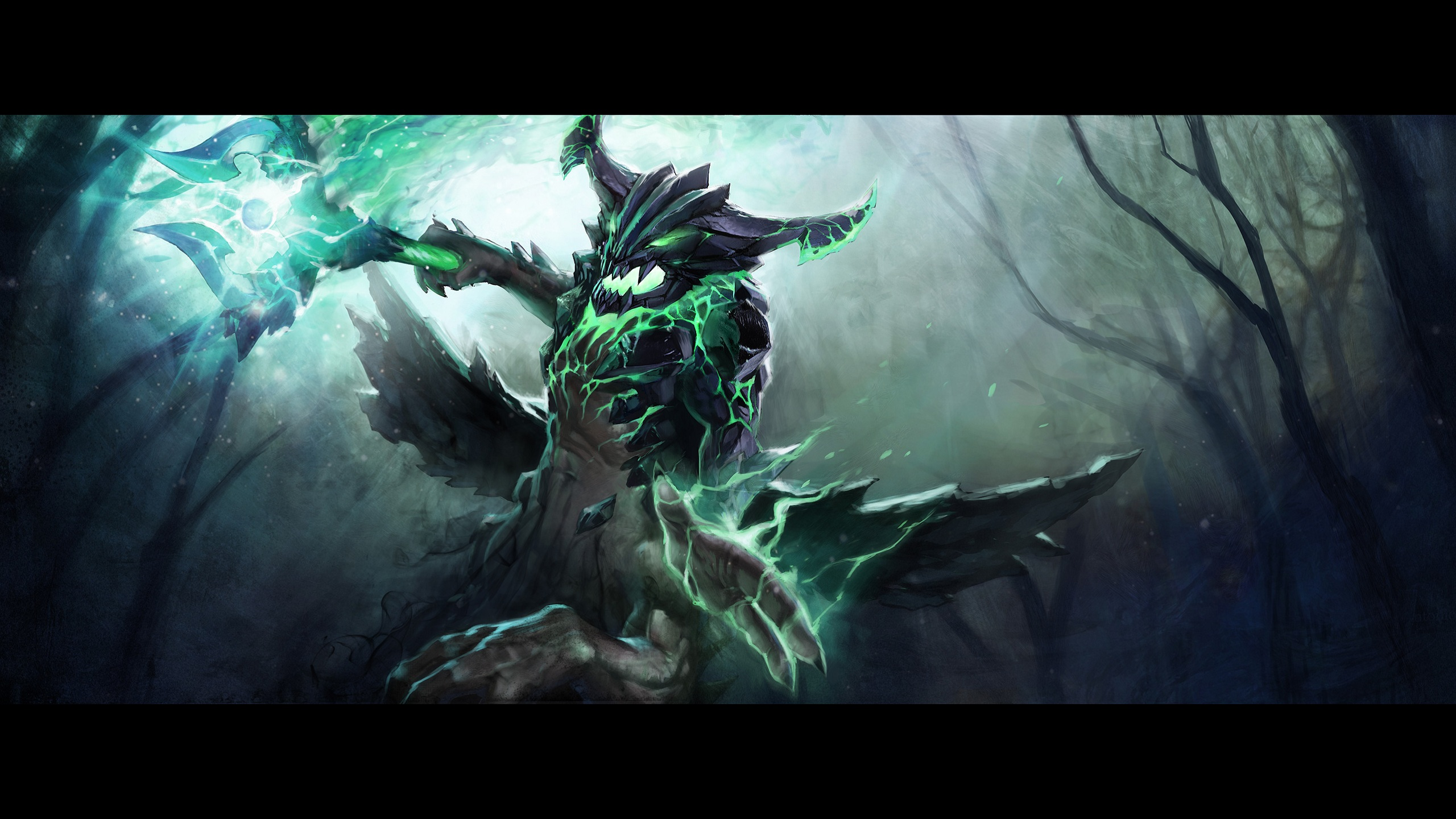 ... Coders | Wallpaper Abyss Everything Dota Video Game DotA 2 384022