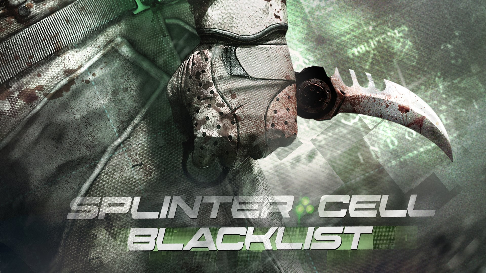 Tom Clancys Splinter Cell Blacklist Full HD Wallpaper and