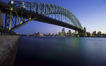 ... Made - Sydney Harbour Bridge Wallpapers and Backgrounds ID : 384385